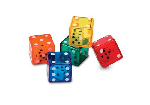 Learning Resources Dice in Dice