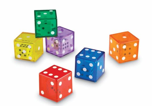 Learning Resources Jumbo Dice in Dice*
