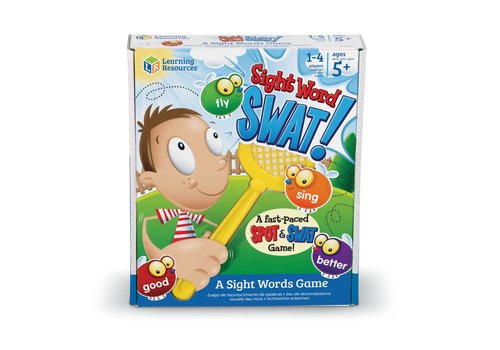 Learning Resources Sight Words Swat! A Sight Words Game *