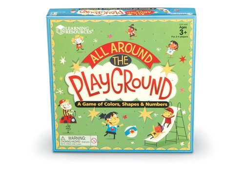 Learning Resources All Around the Playground Game