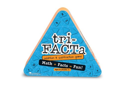 Learning Resources tri-FACTa Addition & Subtraction Game *