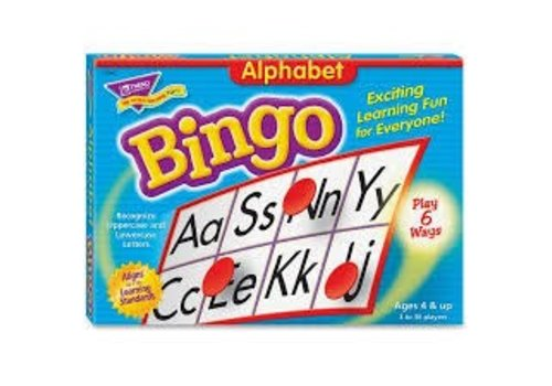 Trend Enterprises Alphabet Bingo