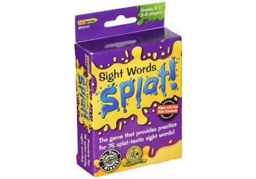 Teacher Created Resources Sight Words SPLAT! Grades K-1 *