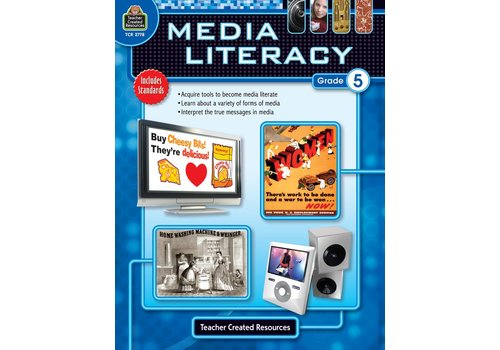 Teacher Created Resources Media Literacy (Gr. 5)