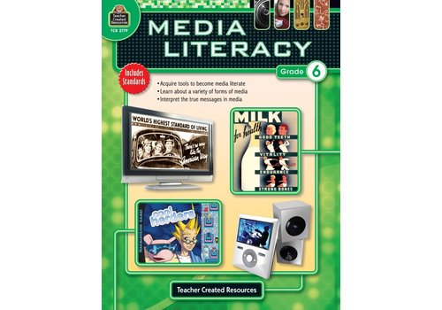 Teacher Created Resources Media Literacy (Gr. 6)