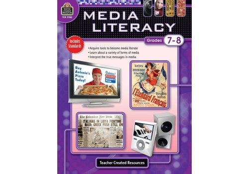 Teacher Created Resources Media Literacy (Gr. 7-8)