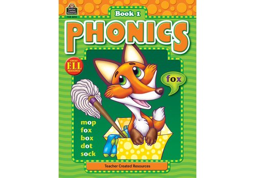 Teacher Created Resources Phonics: Book 1