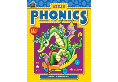 Teacher Created Resources Phonics: Book 2