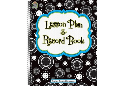 Teacher Created Resources Crazy Circles Lesson Plan & Record Book