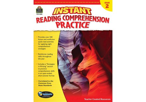 Teacher Created Resources Instant Reading Comprehension Practice (Gr. 2)