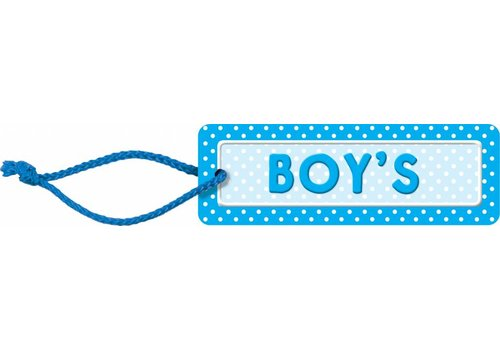 Teacher Created Resources Blue Polka Dot Boys Hall Pass