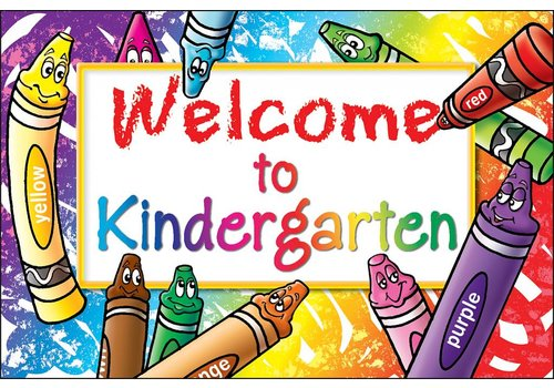 Teacher Created Resources Welcome to Kindergarten Postcards