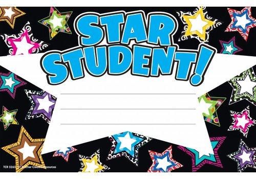 Teacher Created Resources Fancy Stars Star Student Awards