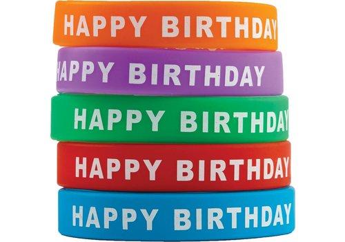 Teacher Created Resources Happy Birthday Wristbands *