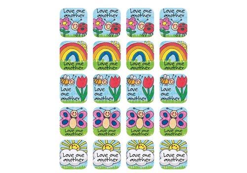 Teacher Created Resources Children's Ten Commandments Stickers