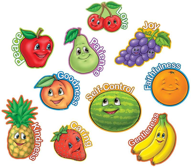 Fruit of the Spirit Accents