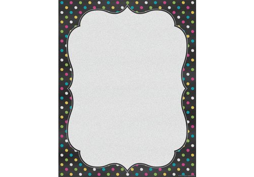 Teacher Created Resources Chalkboard Brights Blank Chart