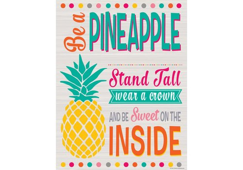Teacher Created Resources Tropical Punch Be a Pineapple Chart *