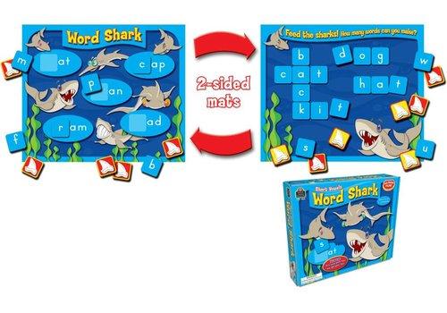 Teacher Created Resources Word Shark: Short Vowels Game