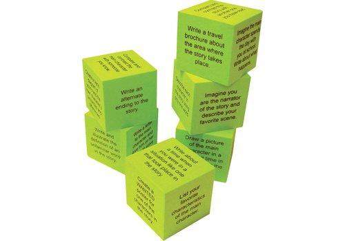 Teacher Created Resources Foam Retell a Story Cubes
