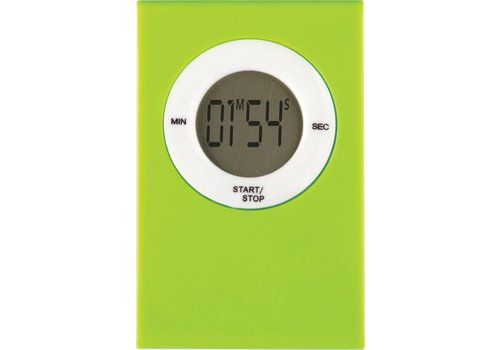 Teacher Created Resources Magnetic Digital Timer - Lime