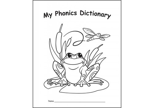 Teacher Created Resources My Phonics Dictionary
