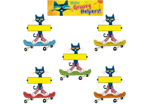 Teacher Created Resources Groovy Classroom Jobs - Pete the Cat