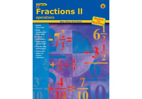 Teacher Created Resources Fractions II