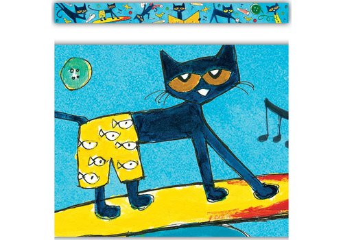 Teacher Created Resources Pete the Cat Border