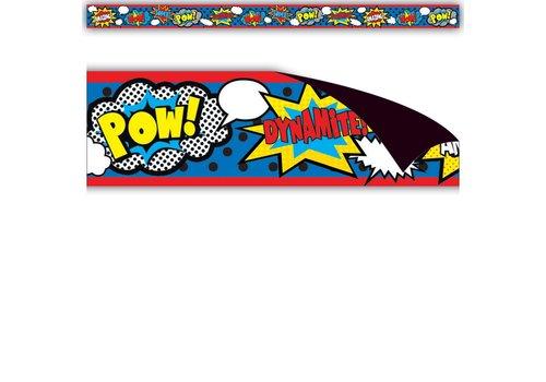 Teacher Created Resources Superhero Magnetic Strips