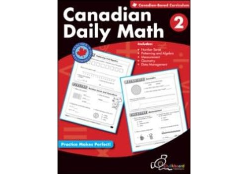 NELSON Canadian Daily Math Grade 2