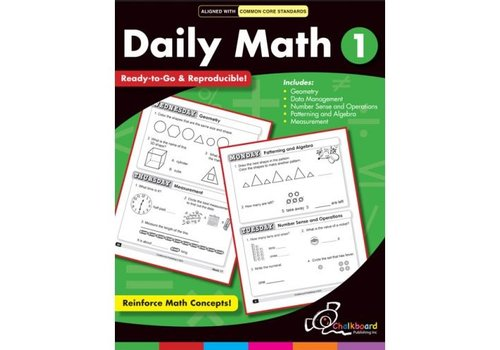 NELSON Canadian Daily Math Grade 1
