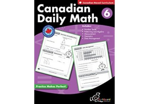 NELSON Canadian Daily Math Grade 6