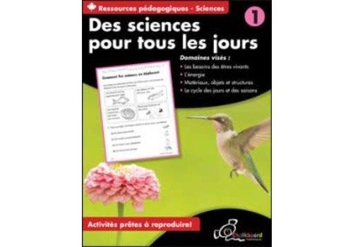 NELSON Des Sciences pour tous les jours, 1