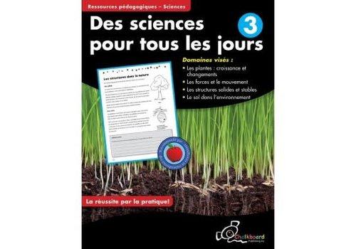 NELSON Des Sciences pour tous les jours, 3