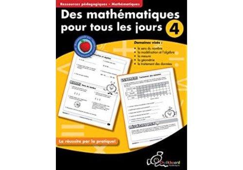 NELSON Des mathematiques pour tous les jours, 4