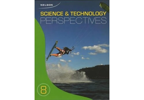 NELSON Science & Technology Perspectives, Grade 8