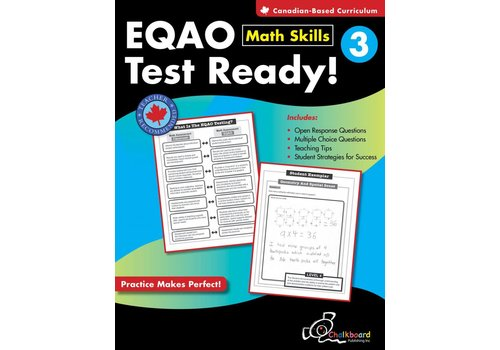 NELSON EQAO Test Ready! Math Skills 3