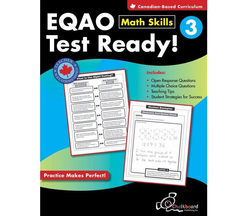 EQAO Test Ready! Math Skills 3