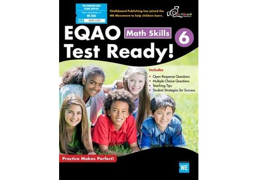 NELSON EQAO Test Ready! Math Skills 6