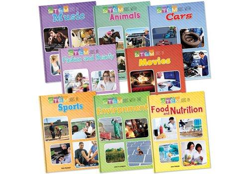 Teacher Created Resources STEM JOBS BOOKS SET