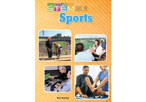Teacher Created Resources STEM JOBS BOOKS  - Sports