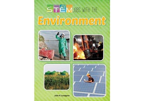 Teacher Created Resources STEM JOBS BOOKS  - Environment