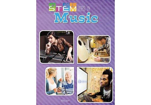 Teacher Created Resources STEM JOBS BOOKS  - Music