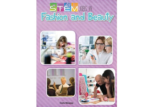 Teacher Created Resources STEM JOBS BOOKS  - Fashion & Beauty