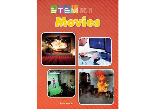 Teacher Created Resources STEM JOBS BOOKS  - Movies