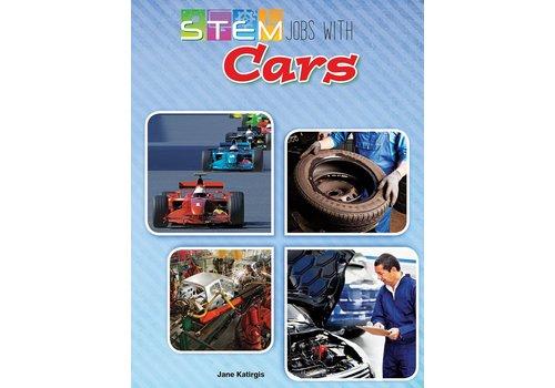 Teacher Created Resources STEM JOBS BOOKS  - Cars