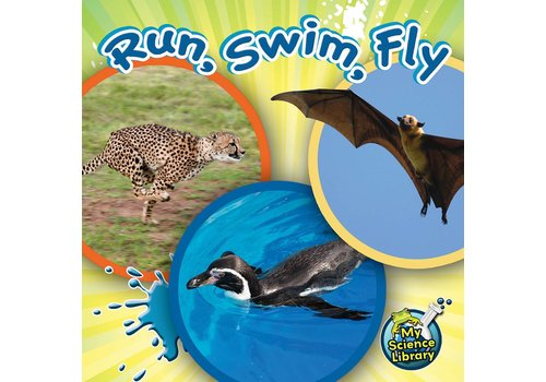 Teacher Created Resources Run, Swim, Fly (D)
