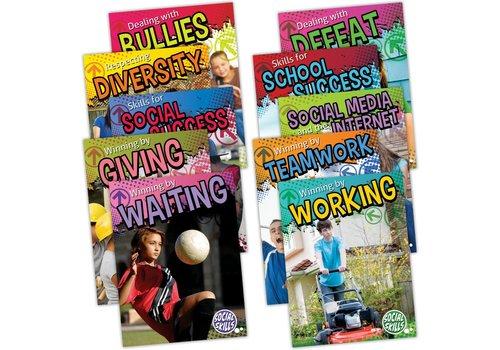 Teacher Created Resources Social Skills Set (10) Grades 3-5