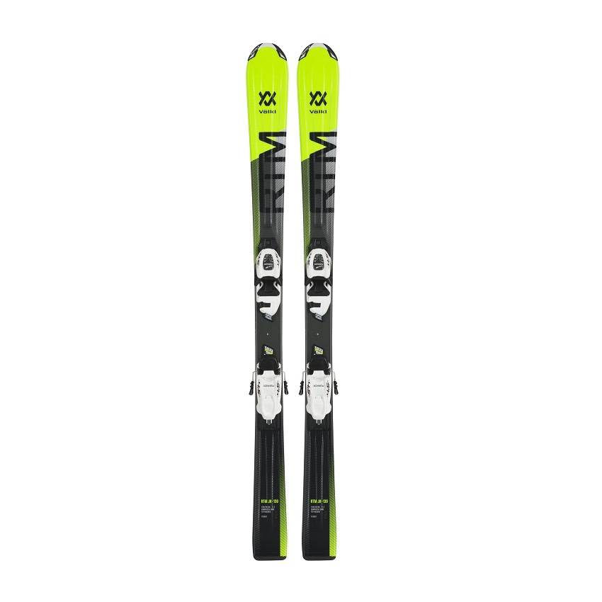 VOLKL RTM JR BLACK/GREEN
